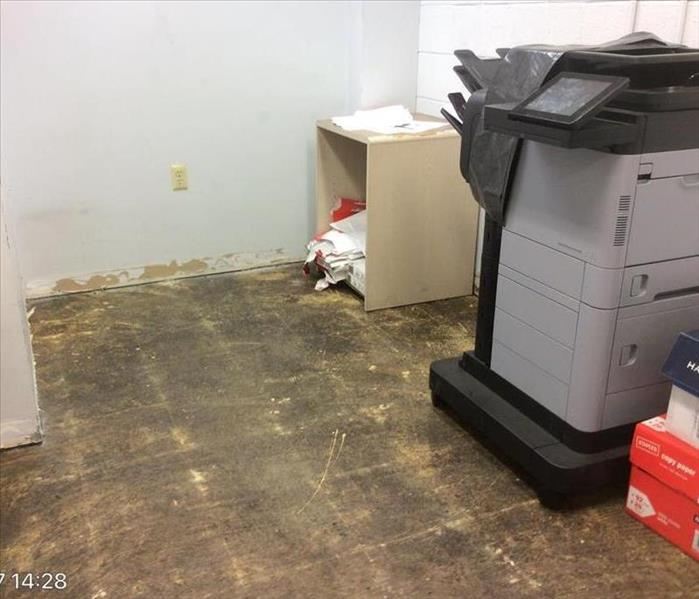 Toilet Back-up in Offices After