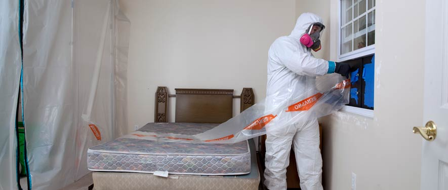 Baltimore, MD biohazard cleaning