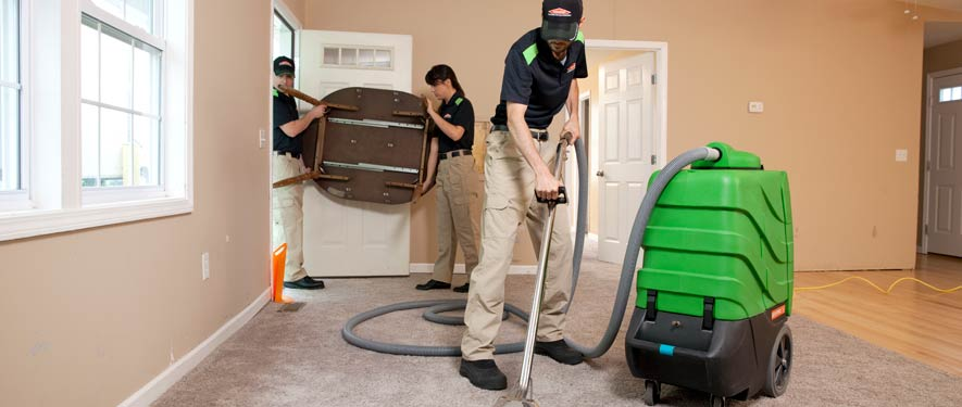 Baltimore, MD residential restoration cleaning